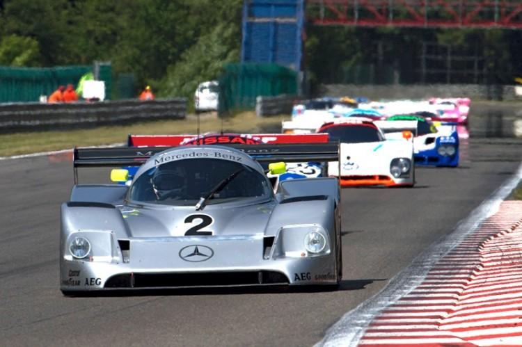 Sauber-Mercedes Group C