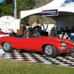 Jaguar Featured at Hilton Head Motoring Festival 2014