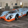 "Porsche 917 from the movie ""Le Mans"""