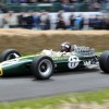 1967 Lotus-Cosworth 49 driven by Jackie Oliver