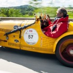Mille Miglia 2014 Taking Shape