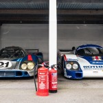 Goodwood Members' Meeting 2014 – Behind the Scenes