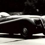 Jaguar Recreates Historic XK120 Sprint Test