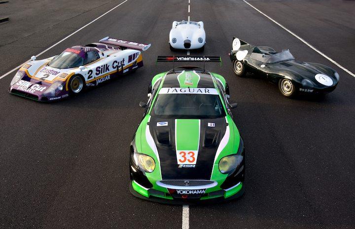 Jaguar XKR GT2, XJR-9, C-Type and D-Type - Sports Car ...