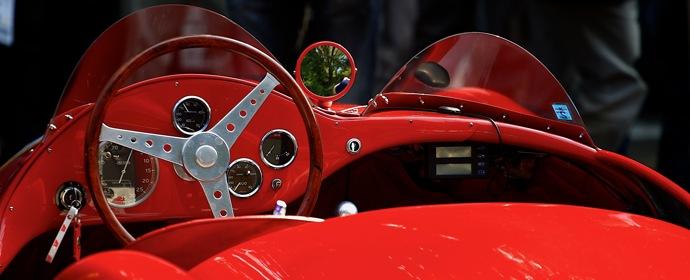 Fiat Sighinolfi 1100 Sport - La Festa Mille Miglia