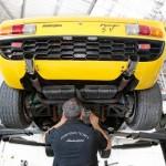 New Heritage Department at Lamborghini