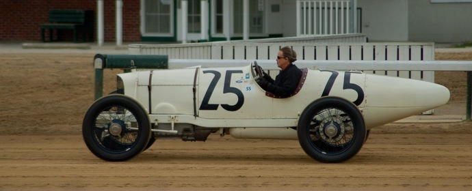 1915 Duesenberg Racing Car photo