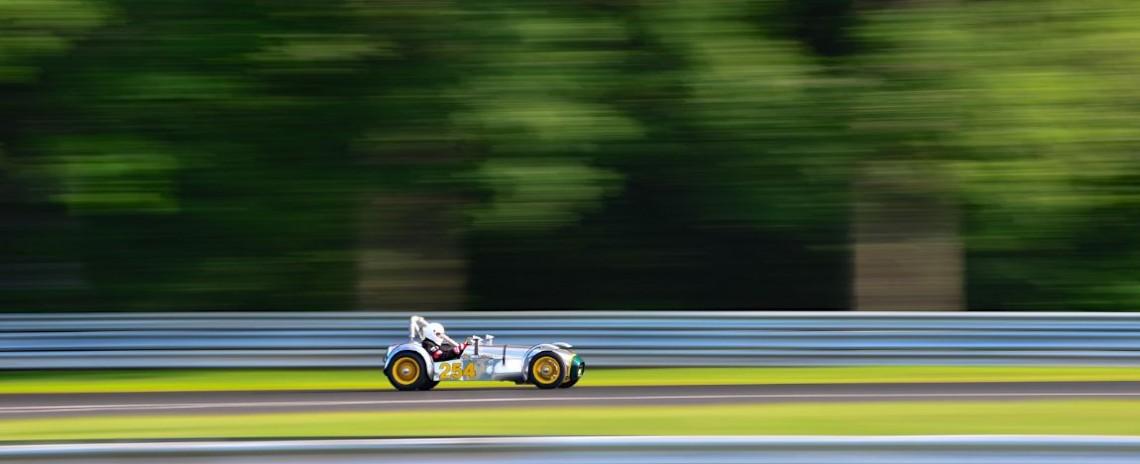 Dean Hutchinson- 1959 Lotus 7.