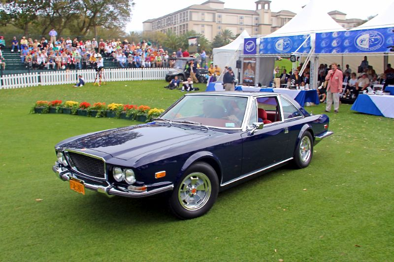 Mercedes Of Omaha >> Amelia Island Concours d'Elegance 2012 - Class Winners, Photos