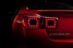 Chevy LTZ taillight tail light