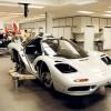 McLaren F1 production
