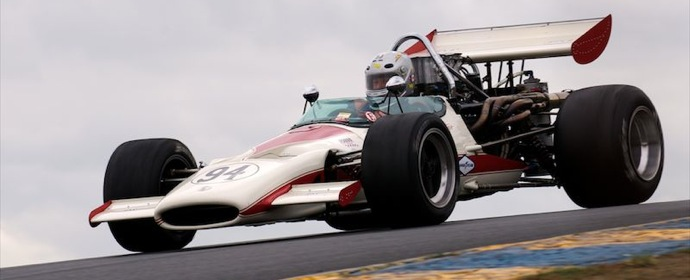 McLaren M10B F5000
