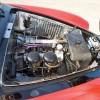 Moretti 750 Gran Sport Engine