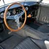 Moretti 750 Gran Sport Interior