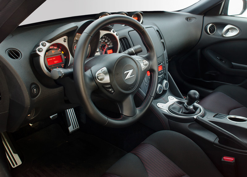 2013 Nissan 370z Nismo Driving Report Car Review