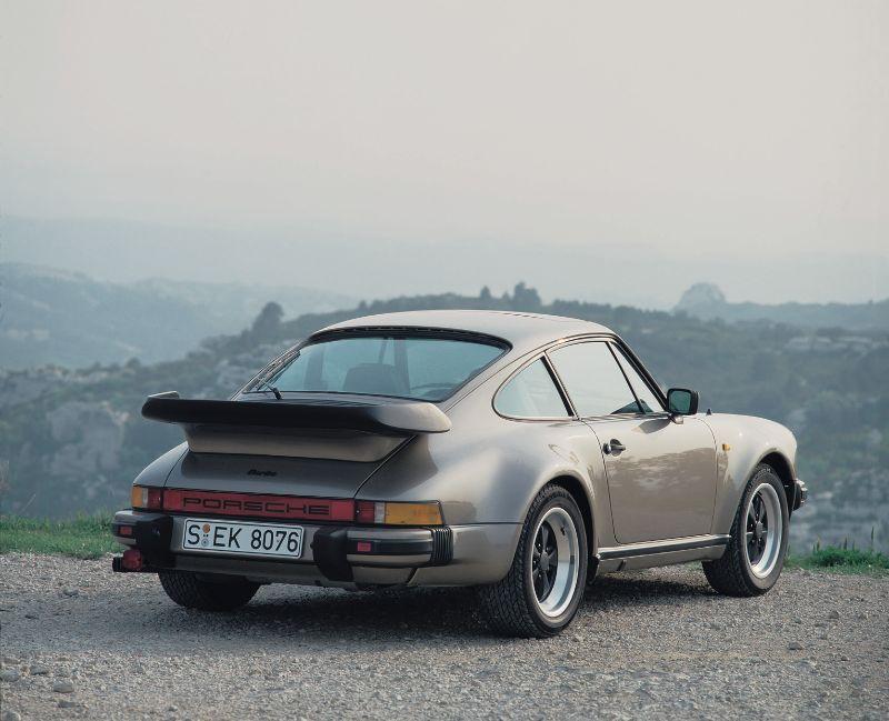 Porsche 911 Turbo Photos History Profile