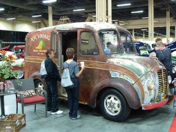 Barrett Jackson Las Vegas 2011 Auction Report