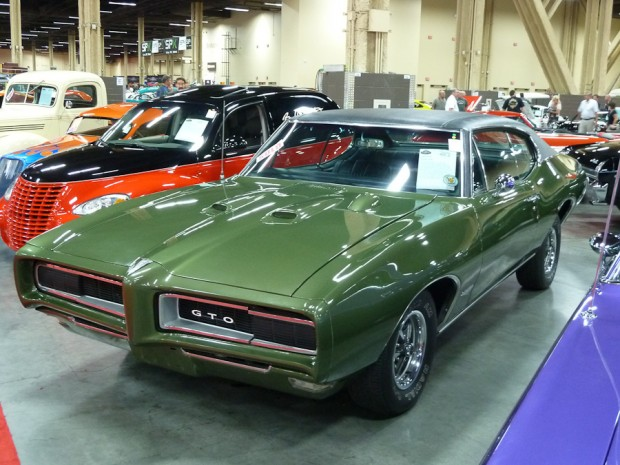 Barrett Jackson Las Vegas 2011 Auction Report