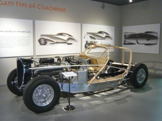 Bugatti Type 64 Coupe Re-creation Project