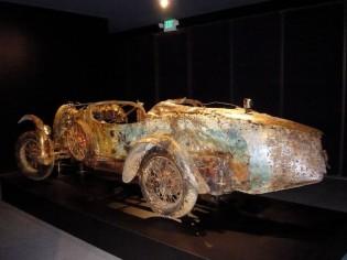 Lake Maggiore 1925 Bugatti Type 22 Brescia