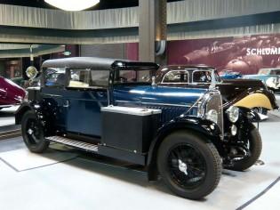 1928 Voisin C11 Lumineuse Torpedo