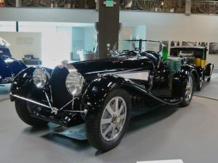 1931 Bugatti Type 54 Roadster, body by Uhlik