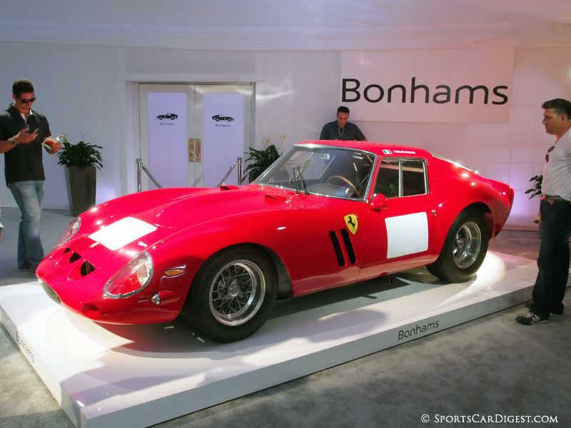 Bonhams Maranello Rosso Collection 2014 Auction Report