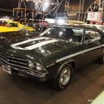 Barrett-Jackson Pratte Collection 2015 – Tuesday Auction Report