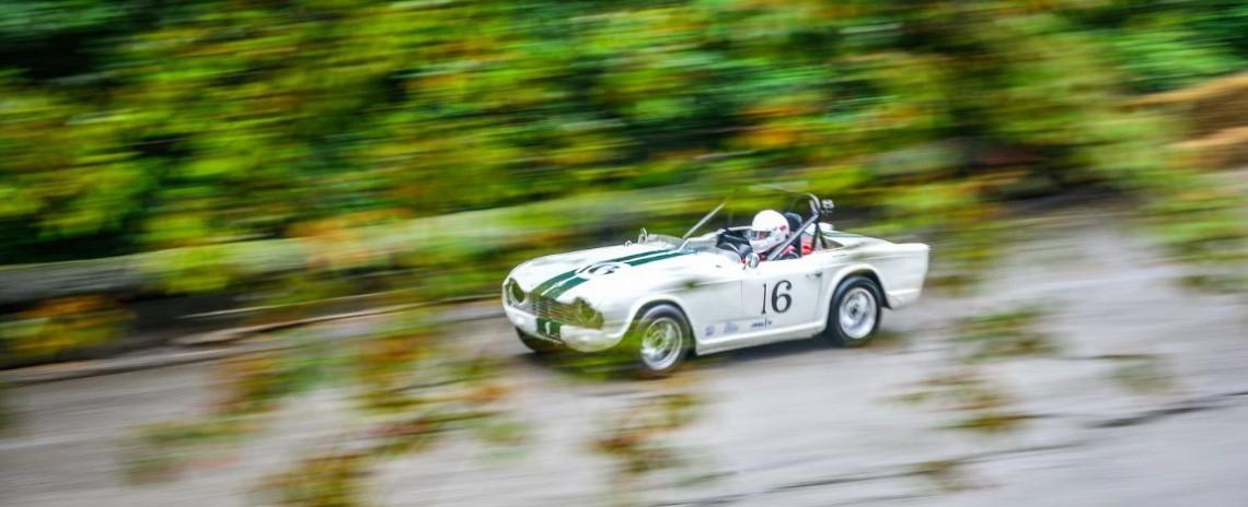 1964 Triumph TR4- Russ Kolesar.