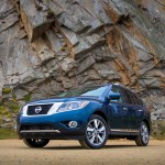 Nissan Pathfinder SL – Driving Report