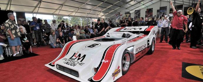 1972 Porsche 917-10 on the Mecum Monterey Auction Block