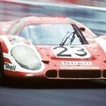 Porsche Honors 1970 24 Hours of Le Mans Victory