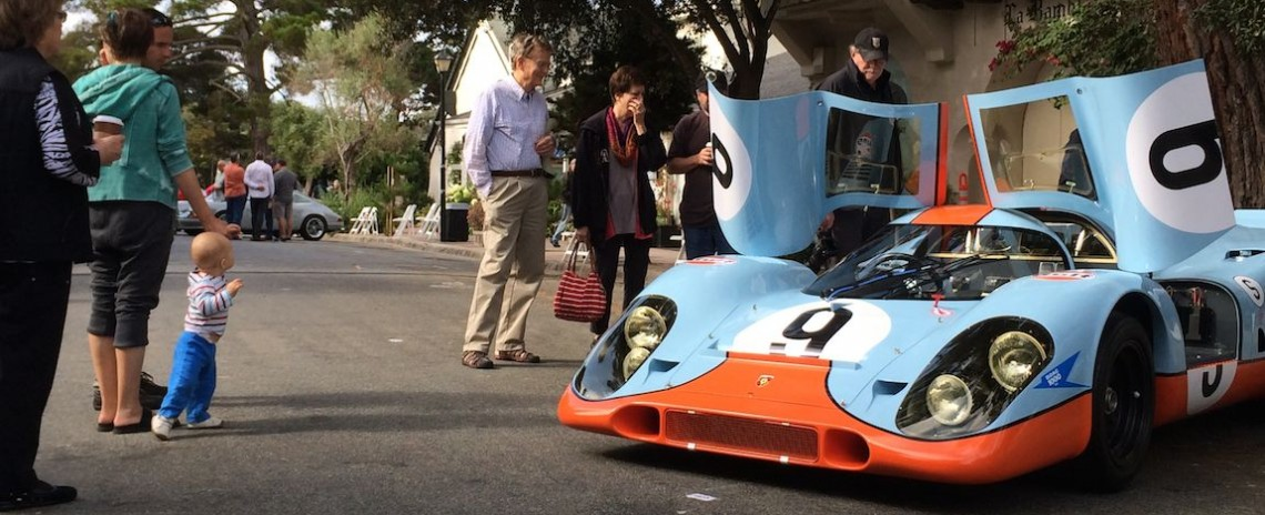 Porsche 917s are for everyone to enjoy