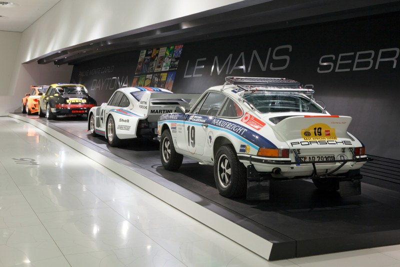Rare Motor Racing Variants Such As The Porsche 911 Carrera Rs 2 7 Safari Will Also Be On Show Sports Car Digest The Sports Racing And Vintage Car Journal