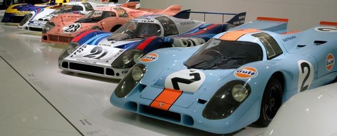 Porsche Museum 917 Theme