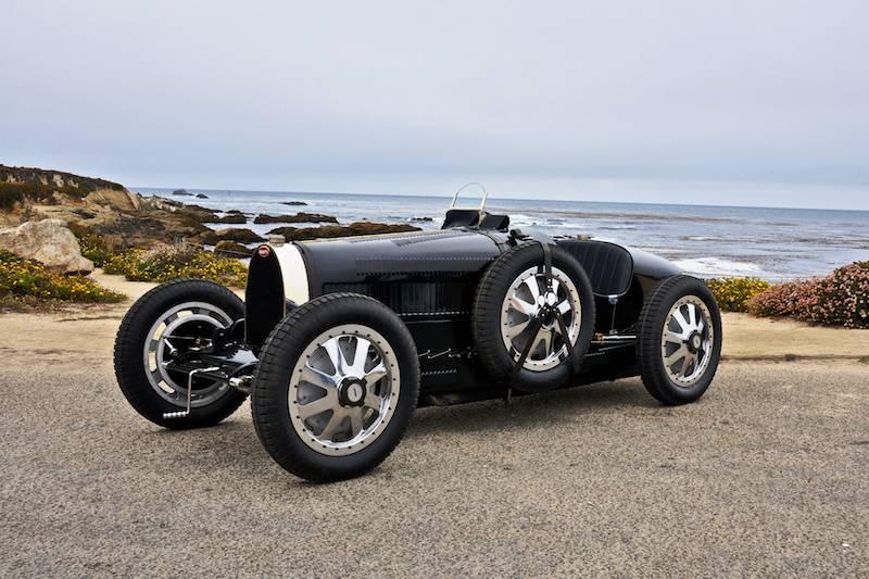 Pur Sang Bugatti Type 35b Driving Report