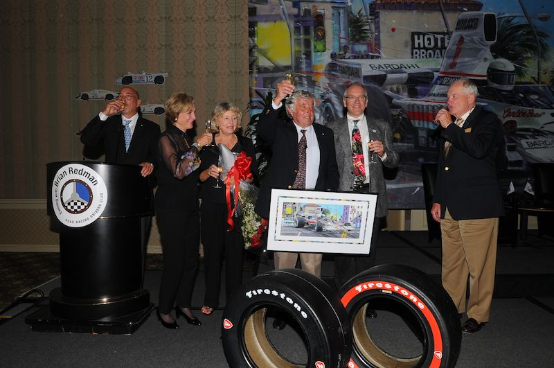 Bobby Rahal Toyota >> Brian Redman Honored by Road Racing Drivers Club