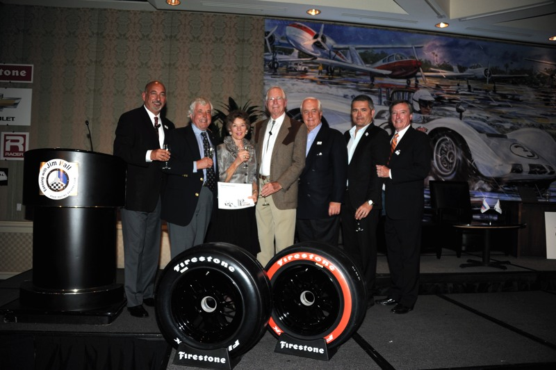 Bobby Rahal Toyota >> Road Racing Drivers Club Honors Jim Hall
