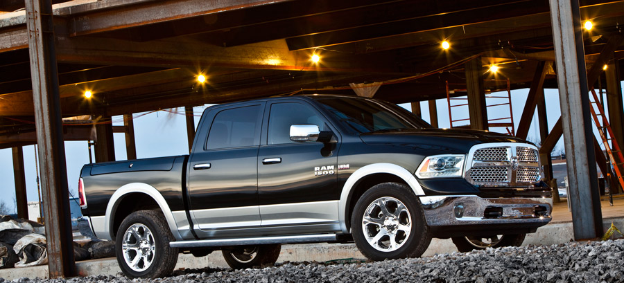 2013 Ram 1500 Laramie Longhorn Edition Driving Report Truck Review