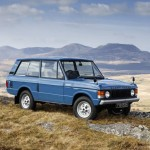 New Heritage Division at Land Rover