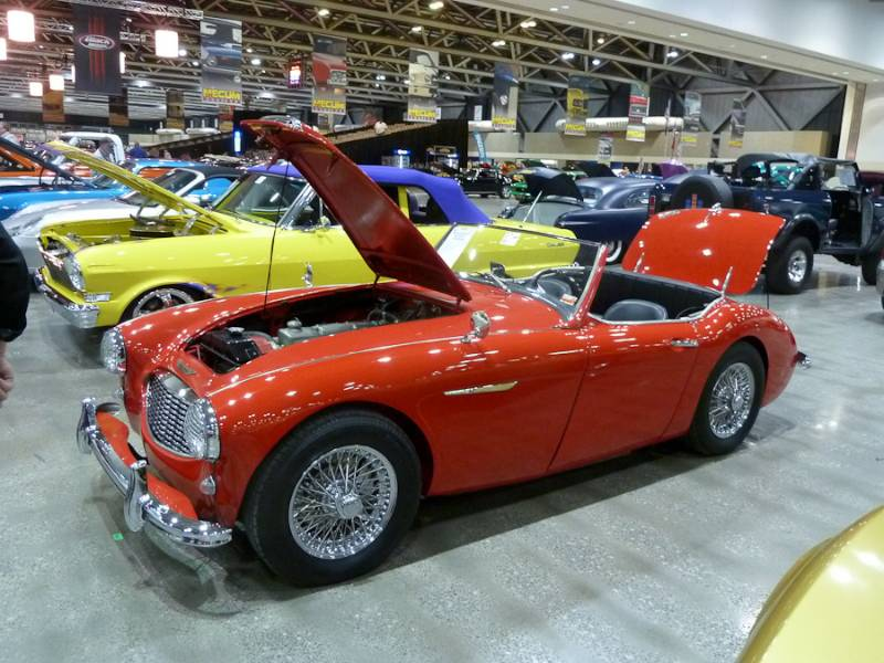 Mecum Kansas City Spring 2013 Auction Report