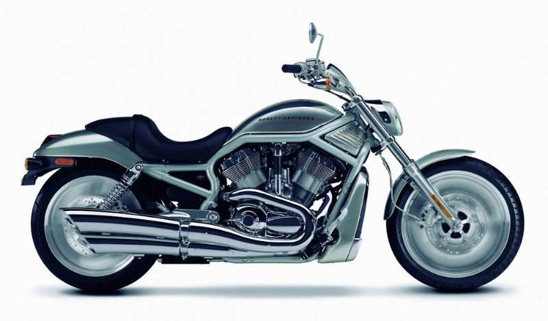 Harley-Davidson V-Rod Porsche engine