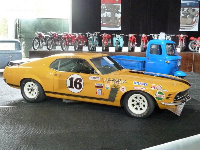 Don Moore Chevy >> Mecum Monterey 2012 - Auction Report