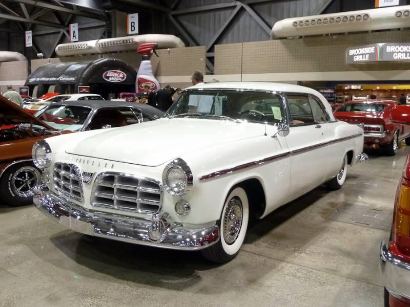 2013 Chrysler 300 For Sale >> Mecum Kansas City Spring 2013 - Auction Report