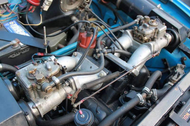 Saab Ld on Ford V4 Engine