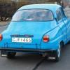 1970 SAAB 96 Rally