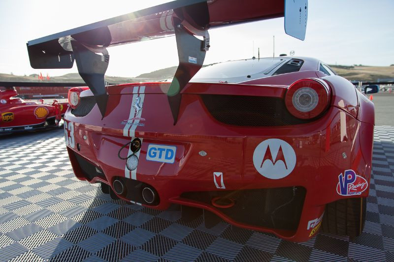 Scuderia Corsa Ferrari 458 Italia GT Daytona