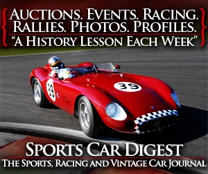 Latest on Sports Car Digest