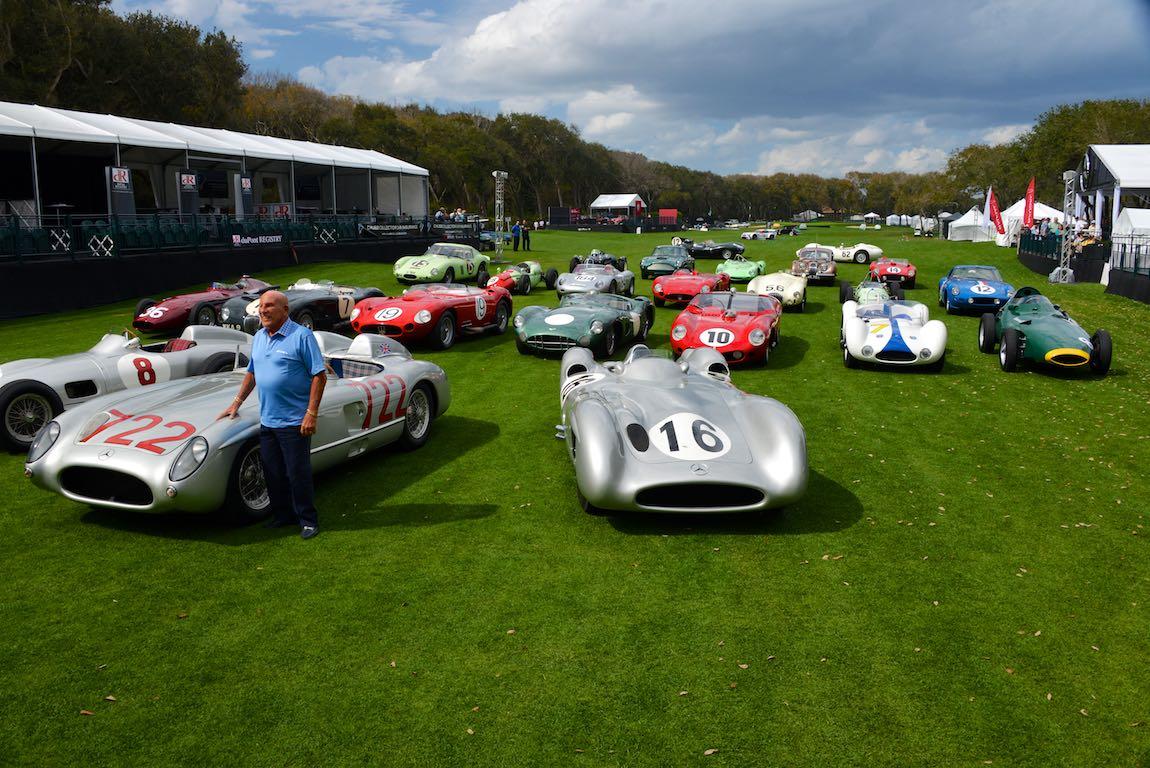 Amelia Island Concours Photos Results Winners - Amelia island car show