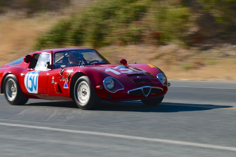 alfa romeo giulia tz2 driving report and video profile. Black Bedroom Furniture Sets. Home Design Ideas